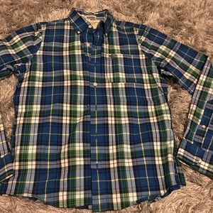 Men Abercrombie and Fitch medium dress shirt